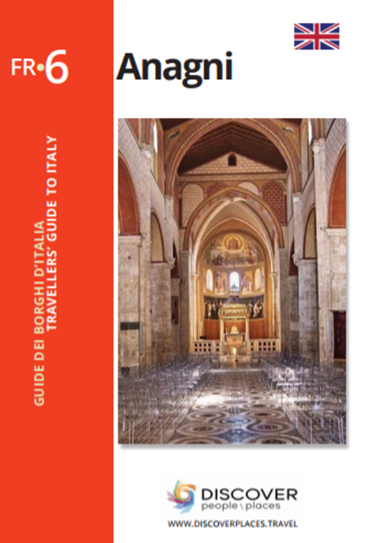Guide of Anagni book cover