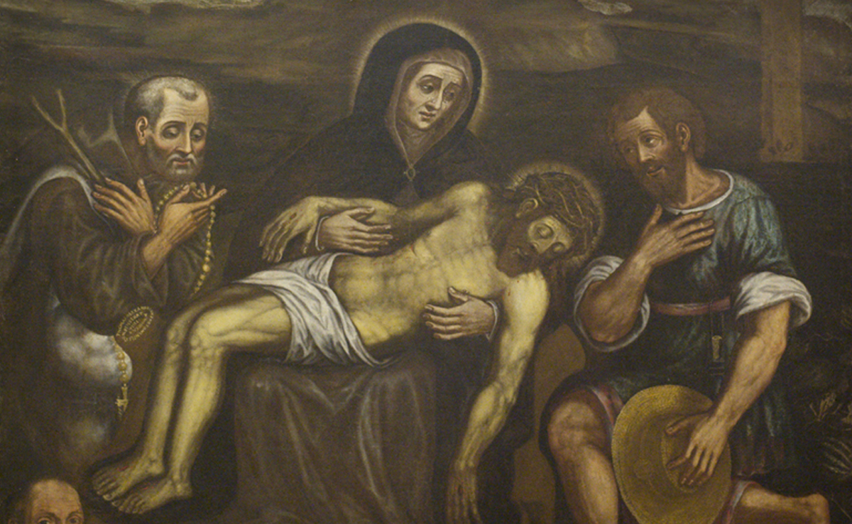 San Felice of Cantalice, the first Capuchin saint