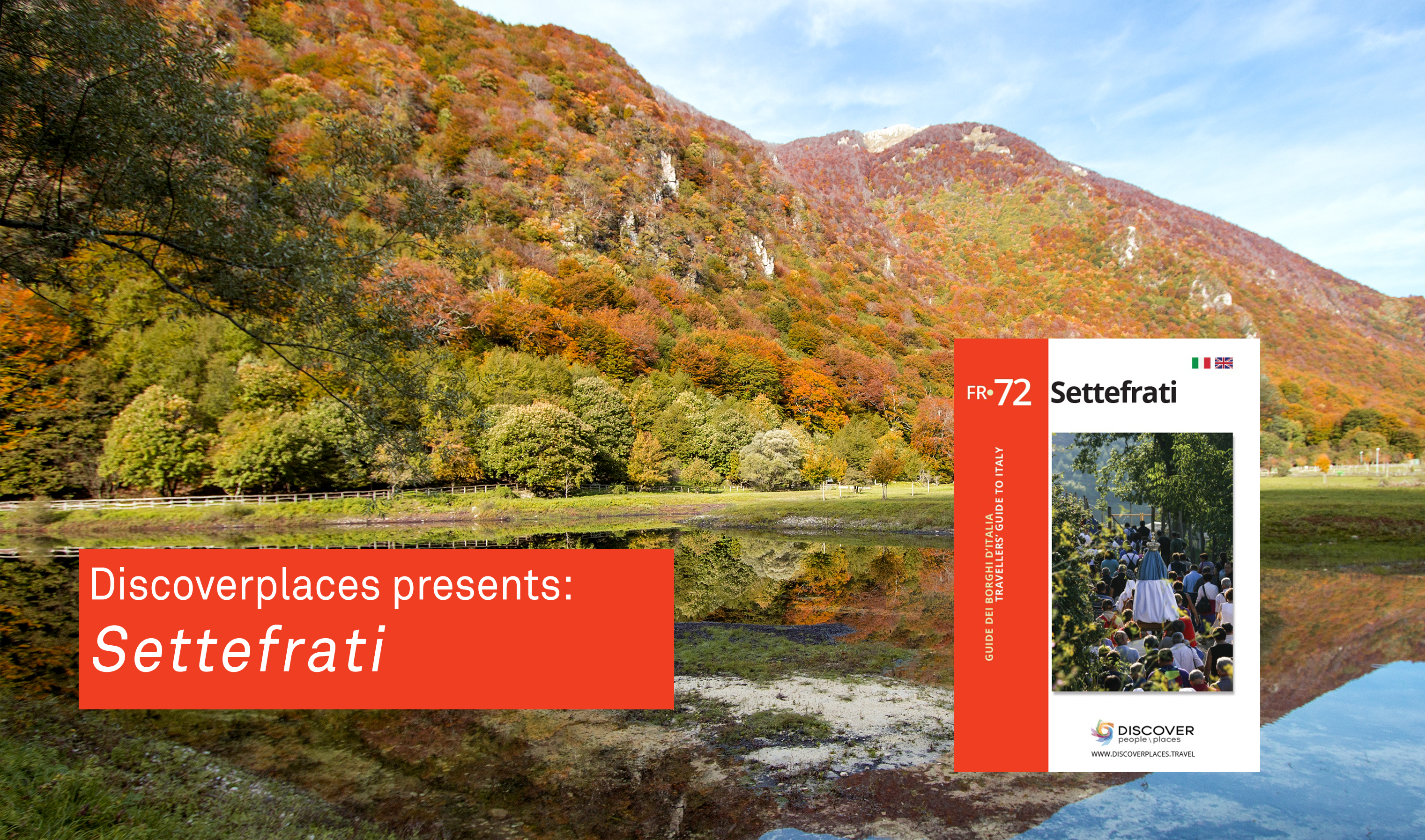 "20 October – Discoverplaces presents Settefrati at ""Radio Essere"""