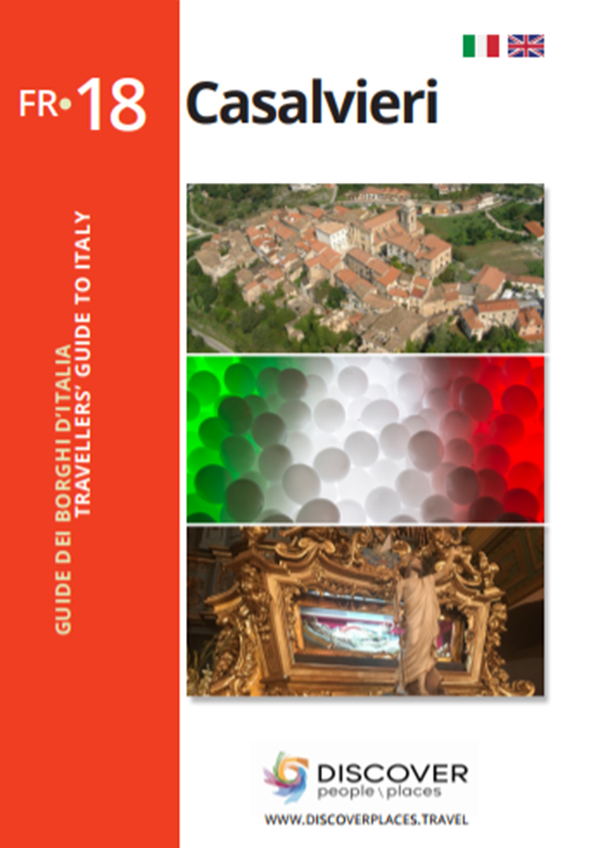 Guide of Casalvieri book cover