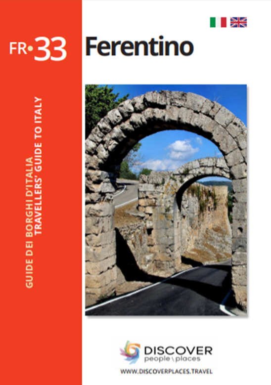 Guide of Ferentino book cover