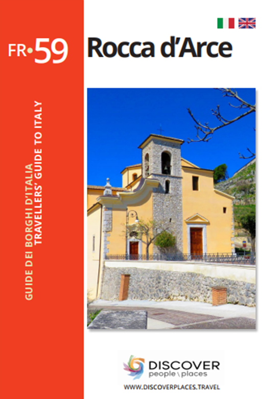 Guide of Rocca d'Arce book cover