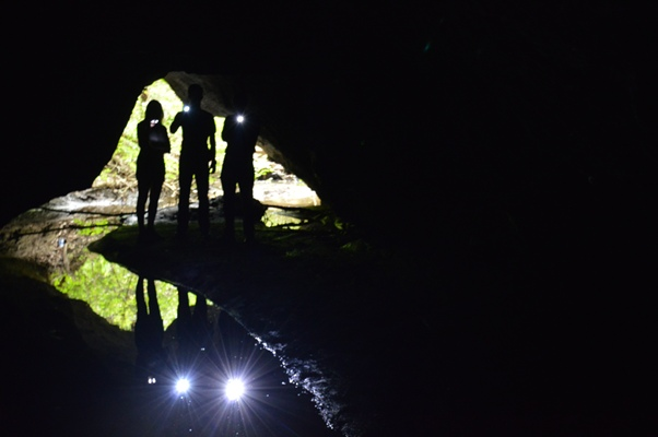 The small tunnels, the aqueducts and the Etruscan Tunnels of Formello